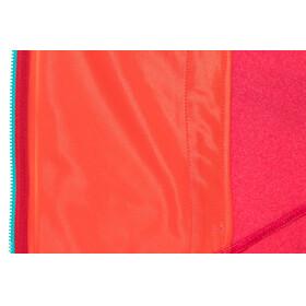 Dynafit Mercury 2 Dynastretch Giacca Donna rosso/turchese